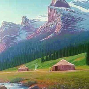 Элизабетта - Кыргыз жери